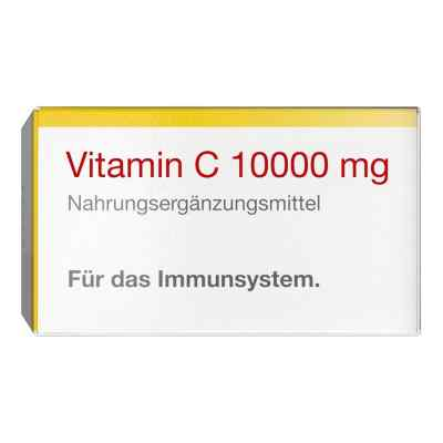 Vitamin C1000 mg Tabletten von apo-discounter  bei deutscheinternetapotheke.de bestellen
