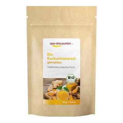 Bio Kurkumawurzel Pulver von apo-discounter  bei deutscheinternetapotheke.de bestellen