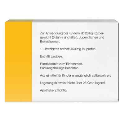 Ibuprofen 400 mg FTA Schmerztabletten von apo-discounter  bei deutscheinternetapotheke.de bestellen
