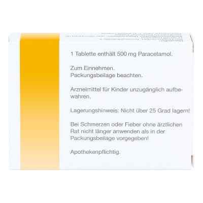 Paracetamol 500 mg Schmerztabletten von apo-discounter  bei deutscheinternetapotheke.de bestellen