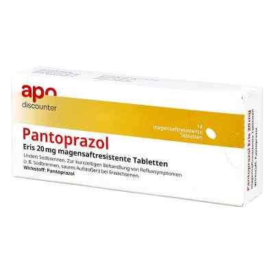 Pantoprazol Eris 20 mg TMR von apo-discounter bei Sodbrennen  bei deutscheinternetapotheke.de bestellen