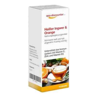 Heisser Ingwer + Orange Pulver von apo-discounter  bei deutscheinternetapotheke.de bestellen