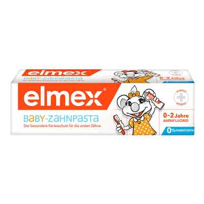 Elmex Baby Zahnpasta  bei deutscheinternetapotheke.de bestellen