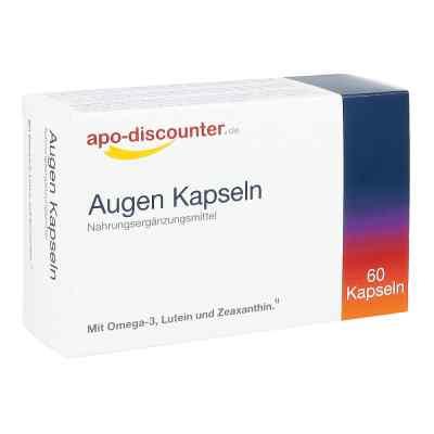 Augen + Sehkraft Kapseln  bei deutscheinternetapotheke.de bestellen