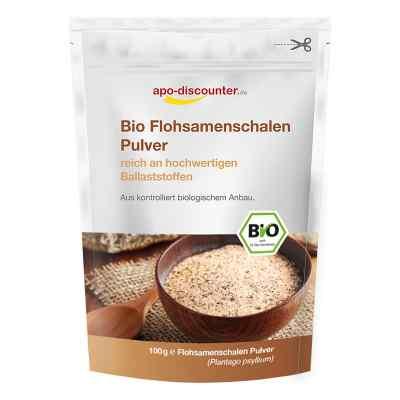 Bio Flohsamenschalen Pulver  bei deutscheinternetapotheke.de bestellen