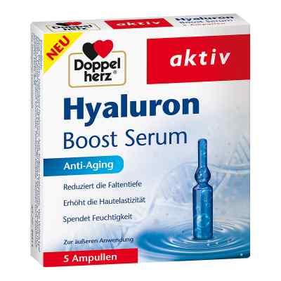 Doppelherz Hyaluron Boost Serum Ampullen  bei deutscheinternetapotheke.de bestellen