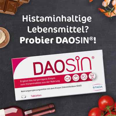 Daosin Tabletten  bei deutscheinternetapotheke.de bestellen