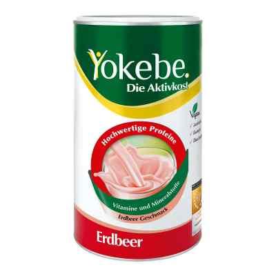 Yokebe Erdbeer Lactosefrei Nf2 Pulver  bei deutscheinternetapotheke.de bestellen