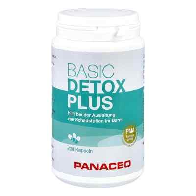 Panaceo Basic Detox Plus Kapseln  bei deutscheinternetapotheke.de bestellen