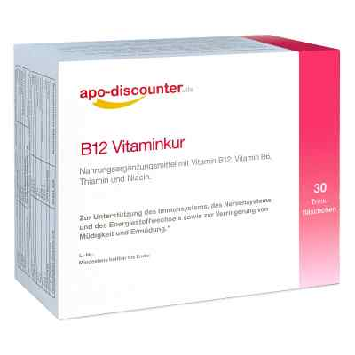 B12 Vitaminkur Trinkampullen  bei deutscheinternetapotheke.de bestellen