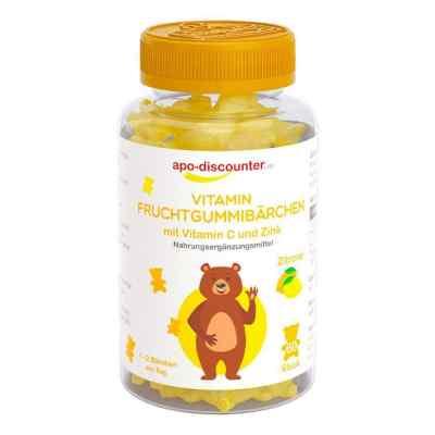 Gummibären Vitamin C von apo-discounter  bei deutscheinternetapotheke.de bestellen