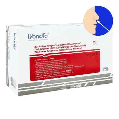 Wondfo 2019-ncov Antigen Test  bei deutscheinternetapotheke.de bestellen