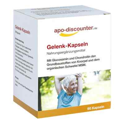 Gelenk Kapseln von apo-discounter  bei deutscheinternetapotheke.de bestellen