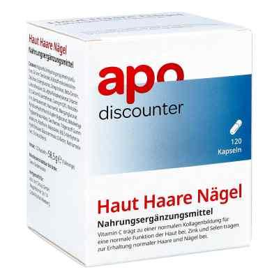 Haut Haare Nägel Kapseln von apo-discounter  bei deutscheinternetapotheke.de bestellen