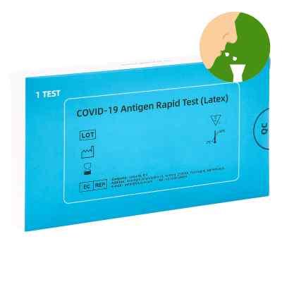 COVID-19 Antigen Saliva Schnelltest (Latex) Spucktest  bei deutscheinternetapotheke.de bestellen