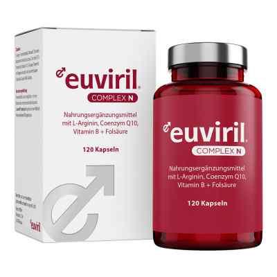 Euviril Complex N Kapseln  bei deutscheinternetapotheke.de bestellen